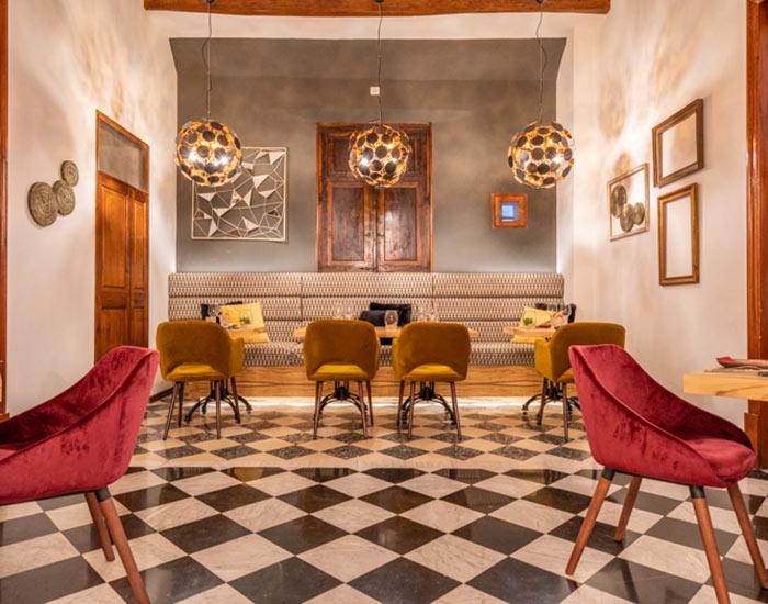 sala restaurante Sóller La Casona